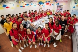Fuhua Secondary School visits Hai Sia