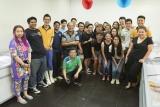 Republic Polytechnic and HalalFoodHunt visit Hai Sia