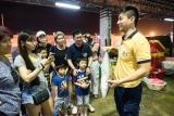 SIA Group Sports Club visits Hai Sia