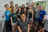 Singapore Management University (SMU) visits Hai Sia