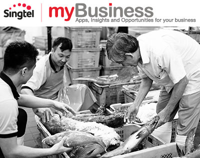 Insights by Singtel myBusiness
