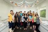 More friends visit Hai Sia