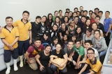 Singapore Institute of Technology (The Culinary Institute of America) visits Hai Sia
